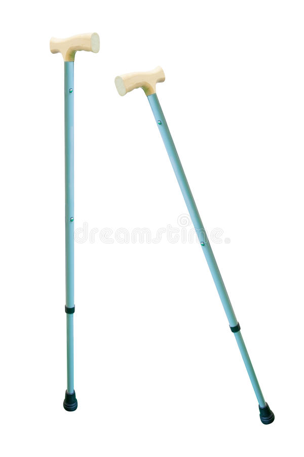 Download Walking stick stock image. Image of help, charitable - 22419395