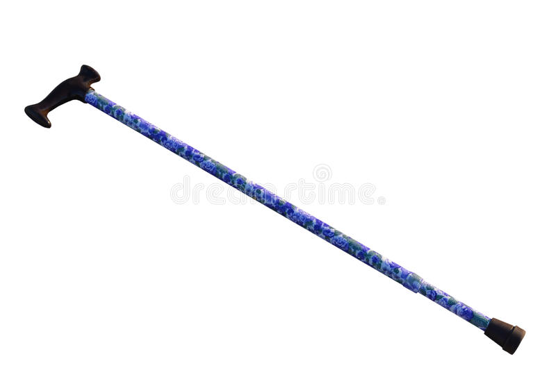 Download Walking Stick Cane Disability Old Isolated Stock Image - Image of stopper, help: 28275361
