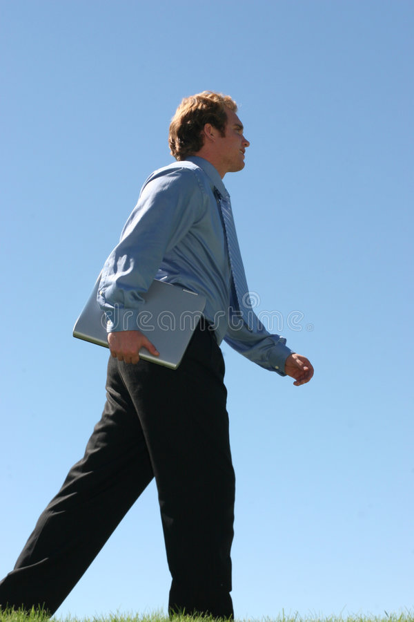 Free Walking The Business Walk Royalty Free Stock Images - 234139