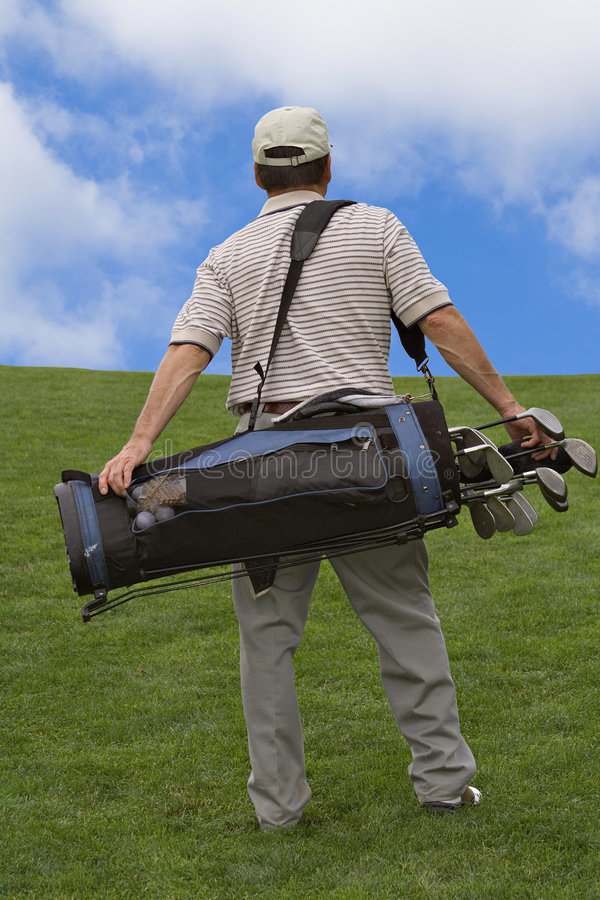 Free Walking The Golf Course Royalty Free Stock Images - 937429