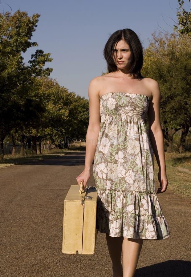Download Walking towards portrait stock image. Image of caucasian - 2418587