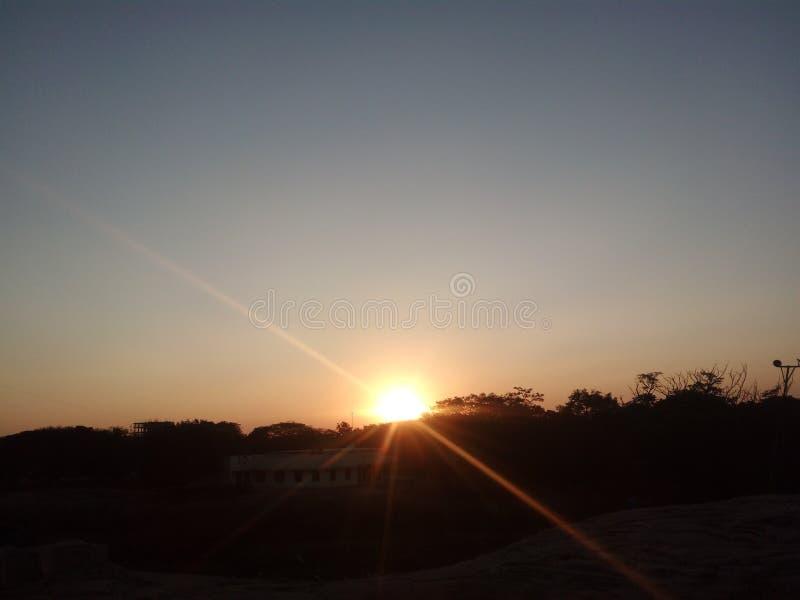 Walkower - walkoweru słońce obrazy stock