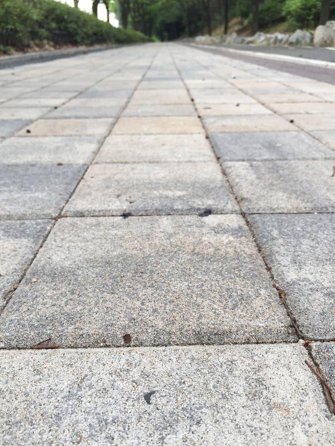 Walkstreet-Fußgänger lizenzfreies stockbild
