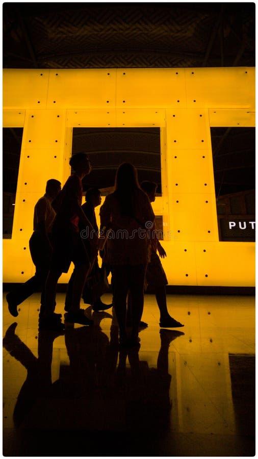 walkway στοκ φωτογραφίες