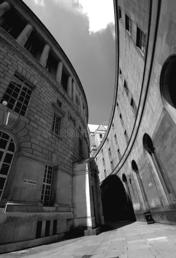 Walkway, St Peters Square, Manchester