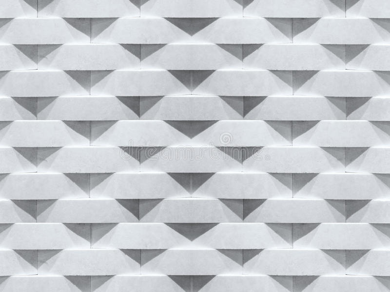 Wall background. Geometric curve stone brick pattern. royalty free stock photos