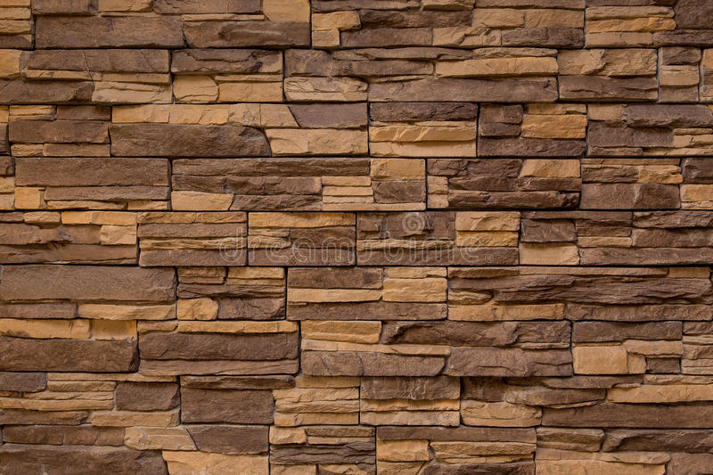 Wall background, old brown brick wall texture background. Brick wall texture royalty free stock images