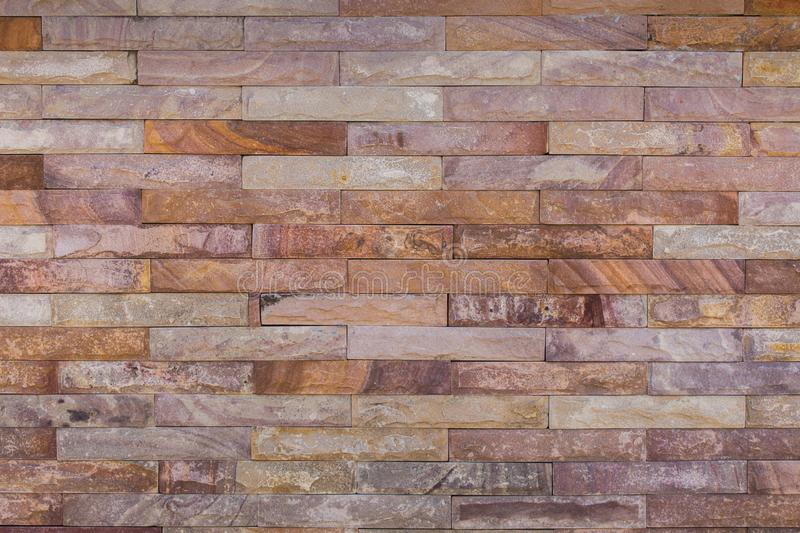 Wall background, sandstone wall for back ground picture, Old grunge brick wall background royalty free stock photography
