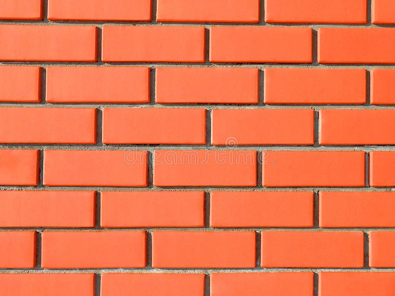 Wall brick background. Wall, brick, background, building material, structure, background, red, stone, structure, decoration, field, decor stock image