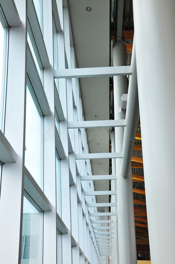 Wall and ceiling structure