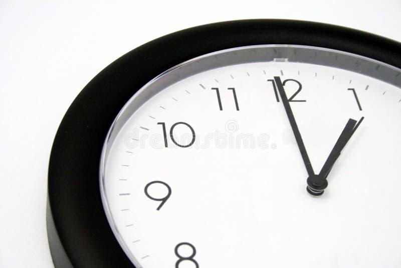 Download Wall Clock Royalty Free Stock Image - Image: 1243676