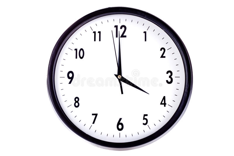Download Wall Clock Royalty Free Stock Photography - Image: 26271307