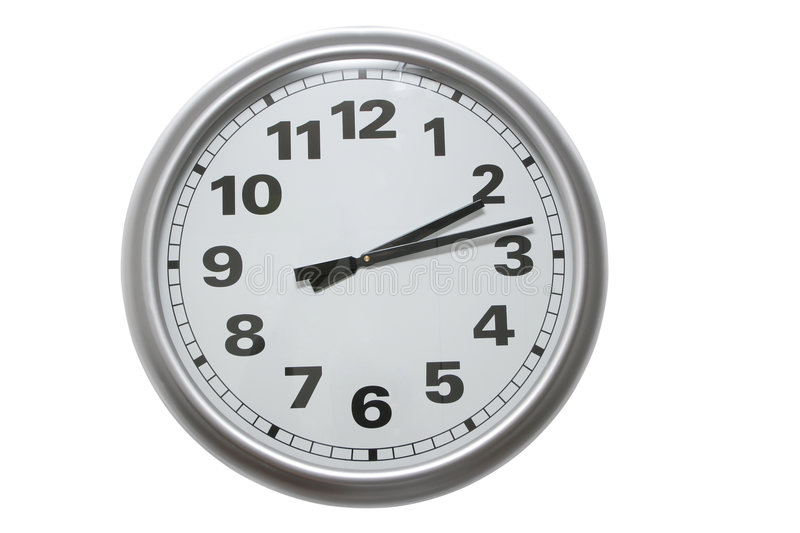 Download Wall Clock Stock Photography - Image: 3395192