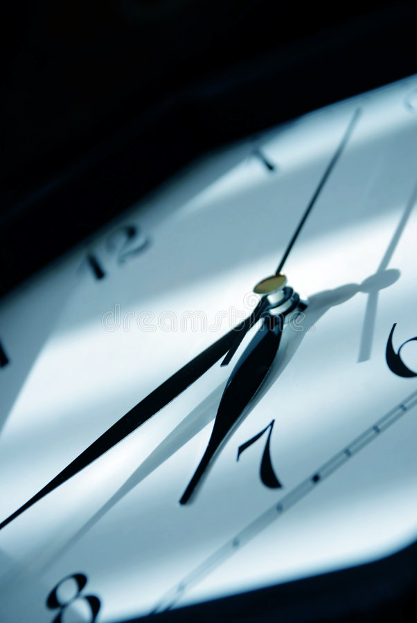 Download Wall clock stock photo. Image of close, object, dial, background - 7470644