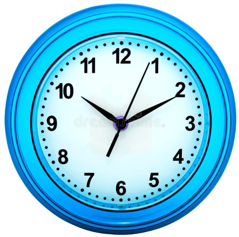 Wall Clock Isolated Royalty Free Stock Photo