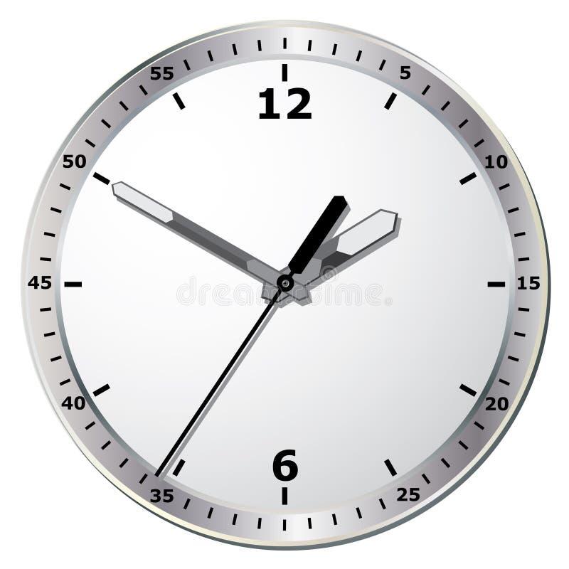 Download Wall Clock. Vector Illustration. Stock Vector - Image: 24094305