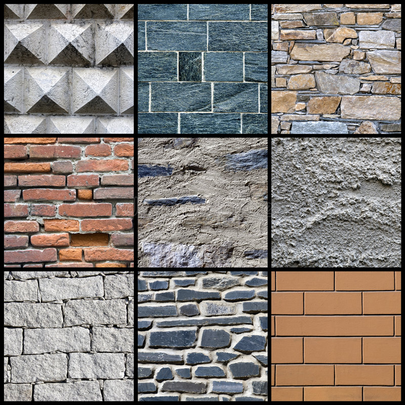 Free Wall Collage Royalty Free Stock Photos - 9321158