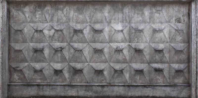 Wall of concrete, seamless texture royalty free stock photos
