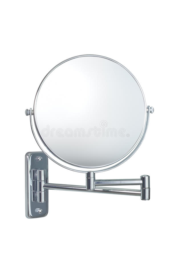 Download Wall cosmetic mirror stock photo. Image of lighting, decoration - 21158368