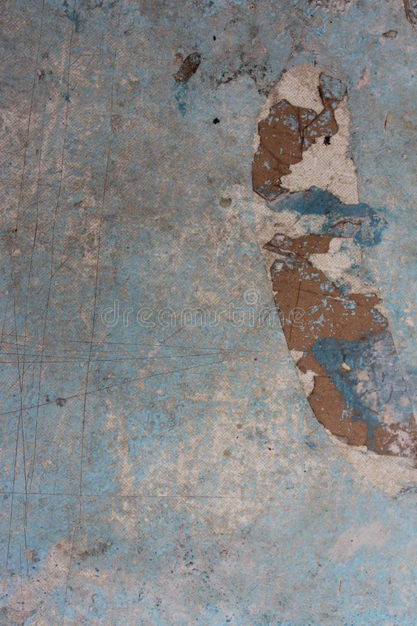 Crumbling plaster as a background. royalty free stock images