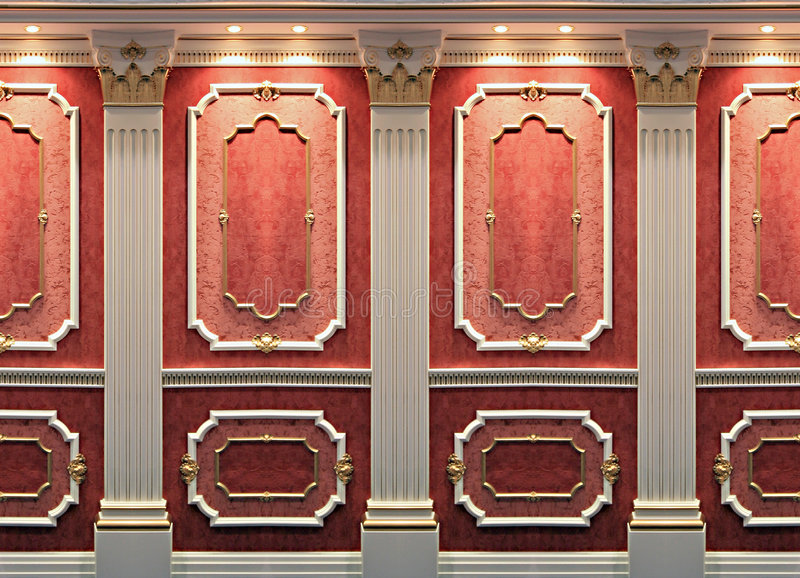 Wall decor. Tileable wall decoration decor photo royalty free stock image