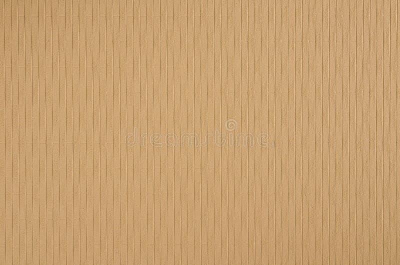 Wall decor texture brown stock image