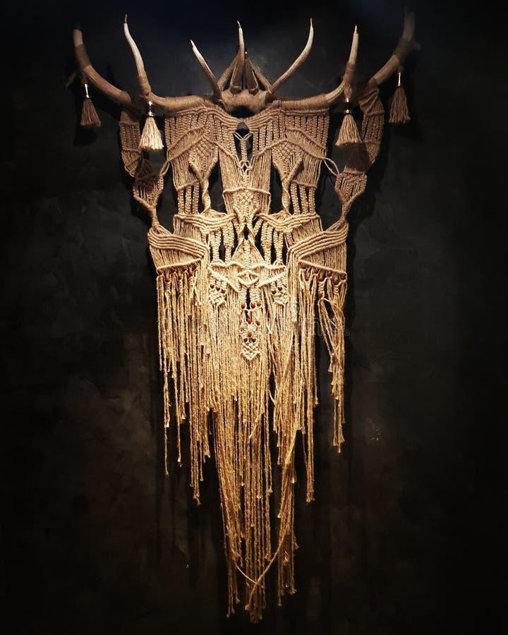 Native Art royalty free stock photo