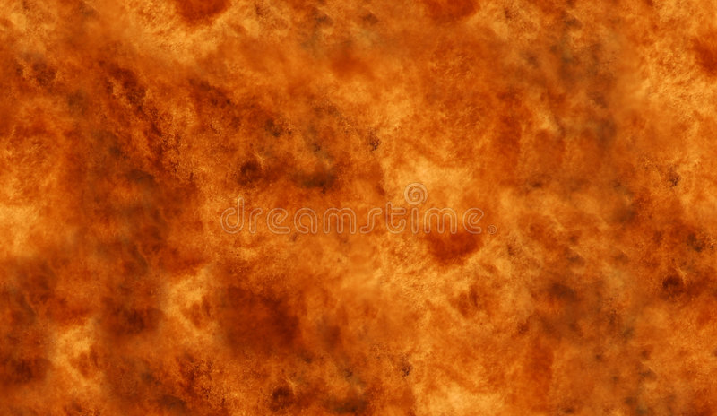 Wall Of Fire Royalty Free Stock Photos