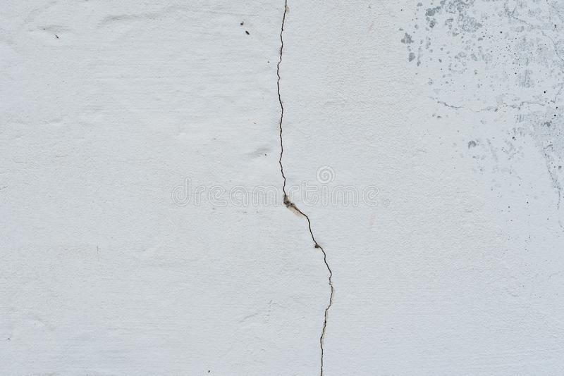 Wall fragment with attritions and cracks. Wall fragment with scratches and cracks. It can be used as a background stock photo
