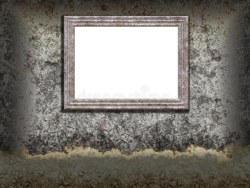 Download Wall And Frame Royalty Free Stock Image - Image: 16052536