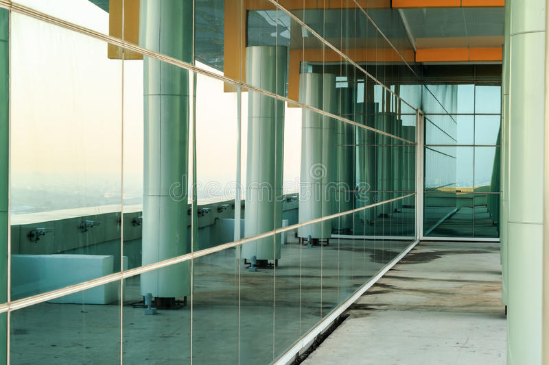 Wall glass stock images