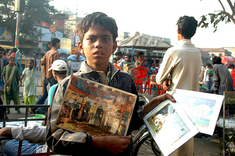 Download Child Labour In India Editorial Photography - Image: 20376017