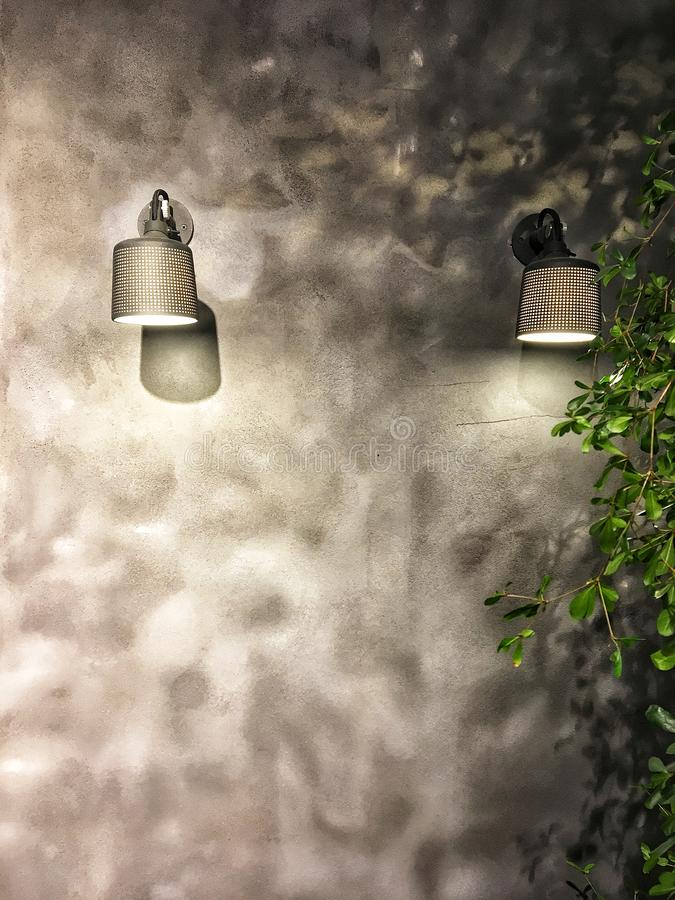 Wall, home decor, living room shelf, plants, modern, home,. WALL ILLUSTRATION FOR HOME DECOR stock photos