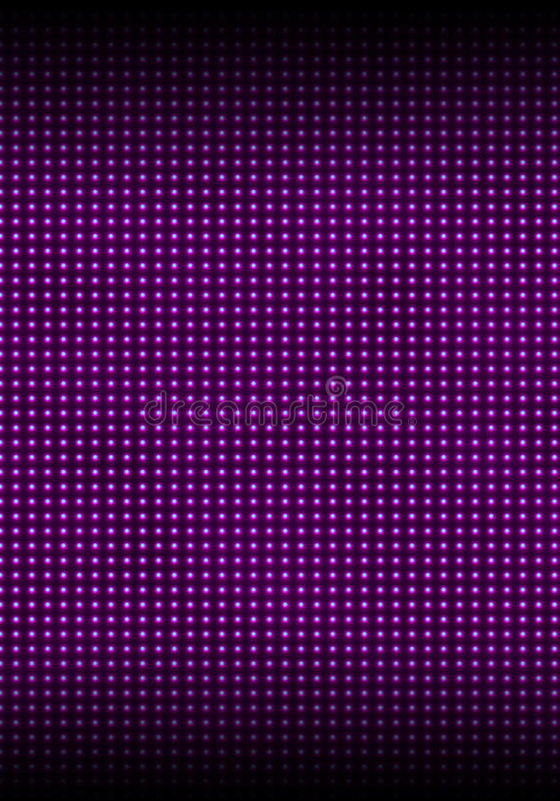 Download The Wall Illuminated With Magenta Stock Illustration - Illustration: 17753043
