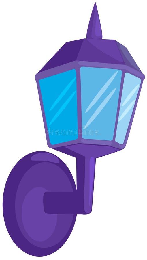 Wall Lantern Royalty Free Stock Image