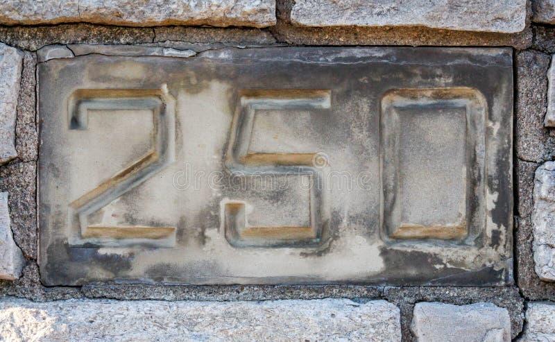 Wall, Metal, Stone Carving, Brickwork royalty free stock photo