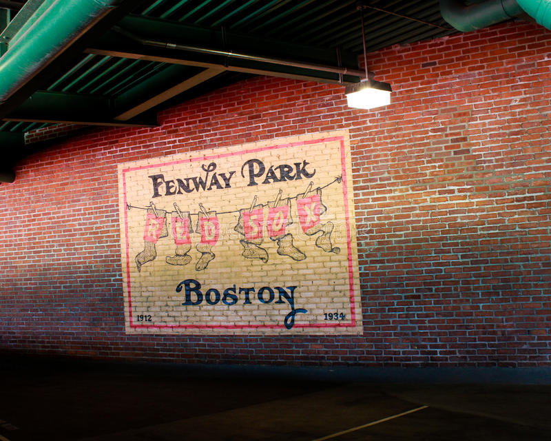 ... Great Fenway Park Wall Mural Nice Ideas Part 71