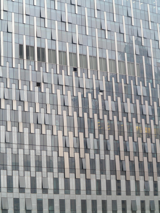 Wall of office building royalty free stock images