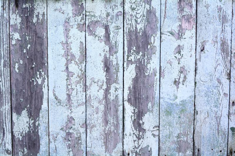 The wall of the old shabby house royalty free stock images