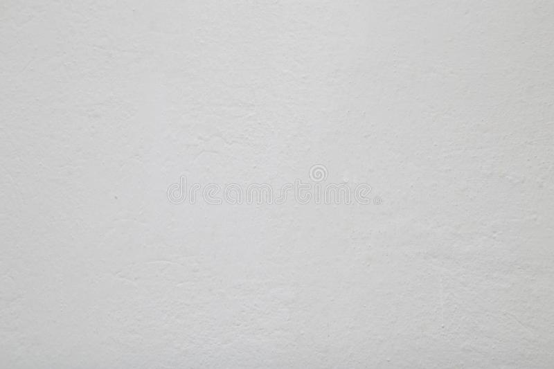Wall painted with white lime stock photography