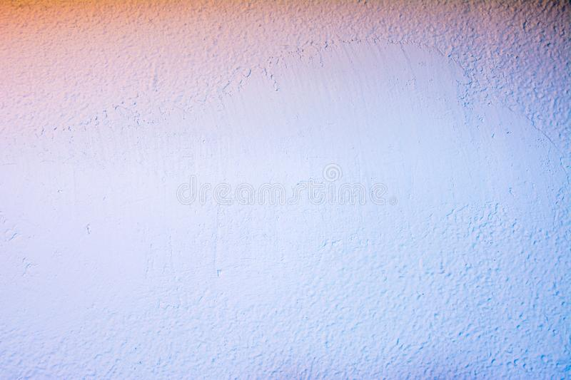 Wall painted in white texture. Seamless texture of a white concrete wall. royalty free stock images