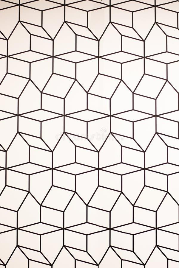 Wall Pattern Texture stock illustration