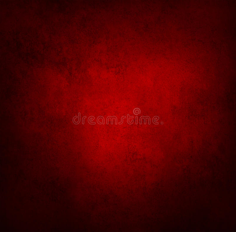 Wall. Red grunge textured wall background stock photo