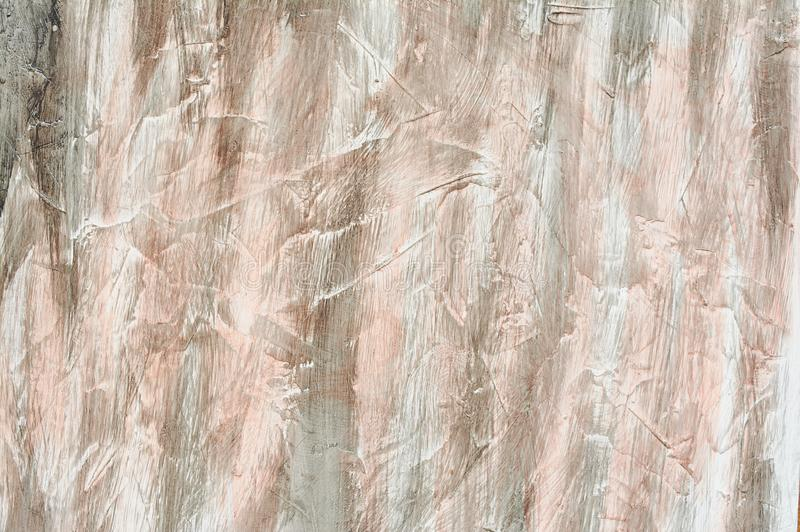 wall with red paint gray and white texture stock images