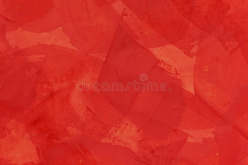 Download Wall with red putty stock photo. Image of smooth, detail - 83710488