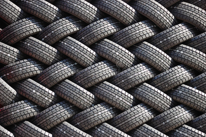 wall of a rubber tires stock image image of wheel black 10833931. Black Bedroom Furniture Sets. Home Design Ideas