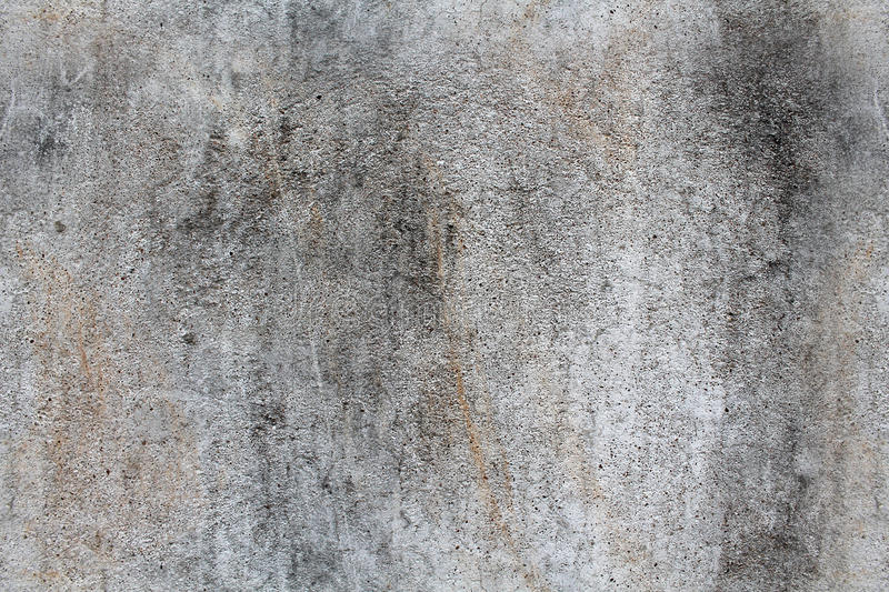 Wall Seamless Texture. Black, White, Little Yellow and Grey colors mixed, Rough Wall Seamless Texture
