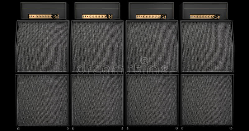 how to change a guitar amplifier speaker