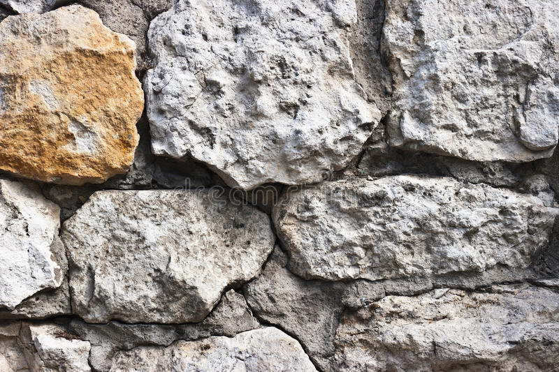 Download Wall of stone stock photo. Image of rough, architecture - 20411462