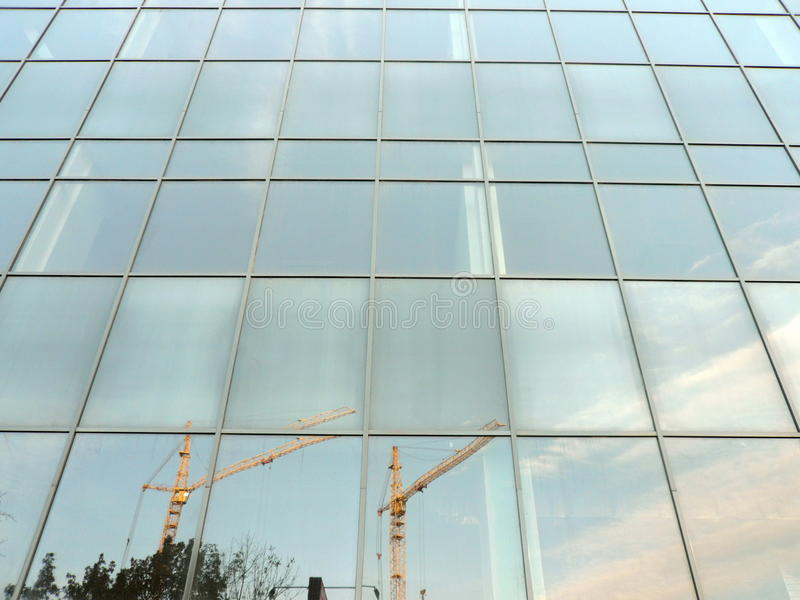 Download Wall of trading center stock photo. Image of glare, architecture - 15243794